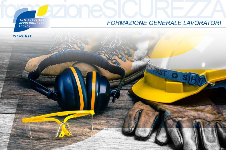formazione generale lavoratori - IAL Piemonte - sicurezza