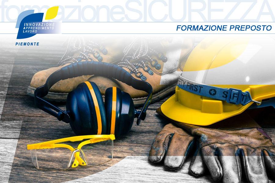 formazione preposto - IAL Piemonte - sicurezza